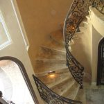 Cortes Residential Services - Spiral Staircase