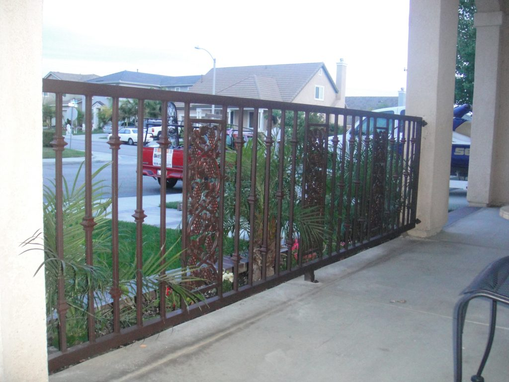 Cortes Residential Services - Balcony Gate