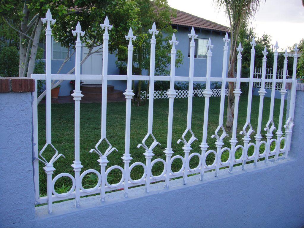 Cortes Residential Services - Sidewalk Gate